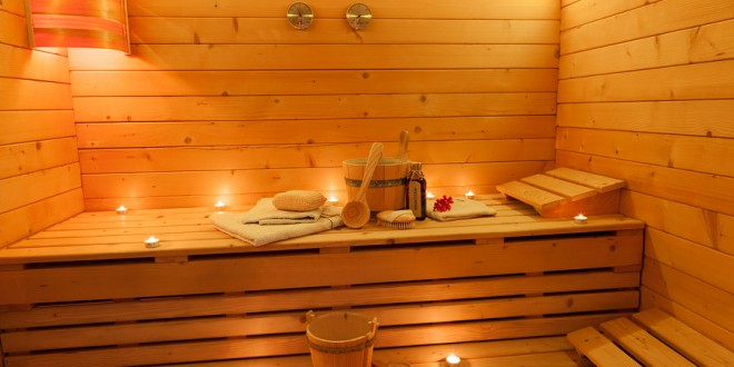 How to install a portable and pre built sauna kit home for Do it yourself sauna kit