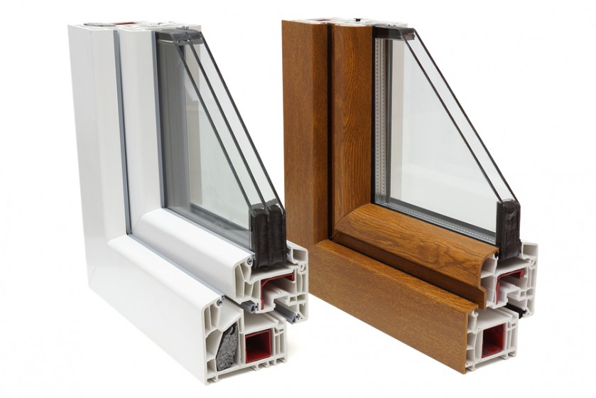 The pros and cons of vinyl replacement windows home improvement base - Stock finestre pvc ...